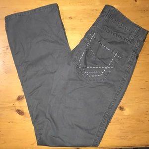 BKE Aiden Jeans 29x32 Gray